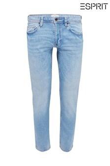 Esprit Blue Straight Jeans