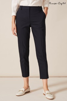 Phase Eight Blue Ulrica Suit Trousers