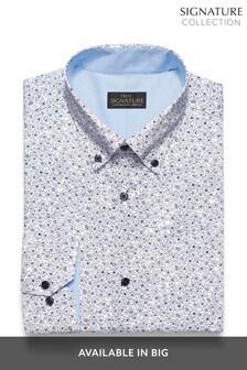 Floral Regular Fit Signature Button Down Shirt