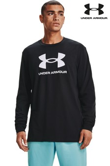 Under Armour Sportstyle Logo Long Sleeve T-Shirt