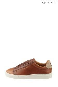 GANT Brown Denver Cupsole Low Sneakers