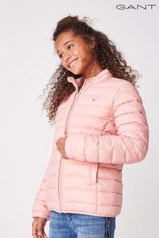 GANT Girls Lightweight Hooded Padded Jacket