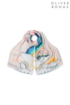 Oliver Bonas Head In The Clouds Scarf