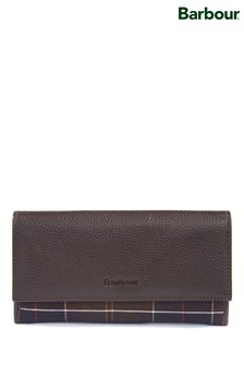 Barbour® Leather Convertible Purse