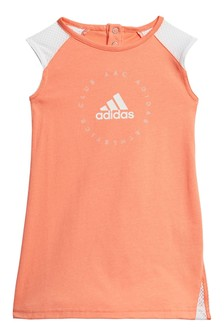 adidas Infant Coral Dress