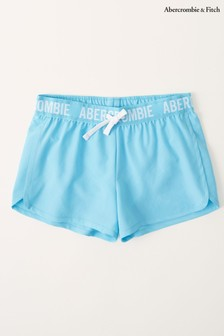 Abercrombie & Fitch Active Logo Shorts