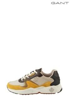 GANT Brown Portland Sneakers