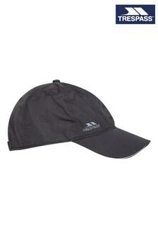 Trespass Black Cosgrove Male Cap