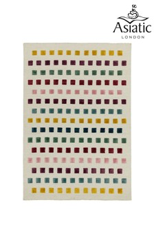 Theo Squares Rug by Asiatic Rugs