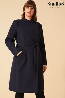 Studio 8 Navy Susie Coat