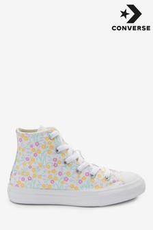 Converse Youth Floral Trainers