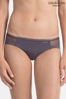 Calvin Klein Purple Sculpted Bikini Underwear