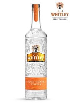 Blood Orange Vodka 70cl by JJ Whitley