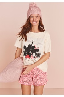 Mickey Mouse™ Paris Cotton Short Set