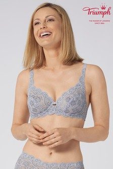 Triumph® Blue Amourette 300 Wired Bra