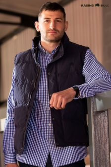 Raging Bull Blue New Signature Gilet