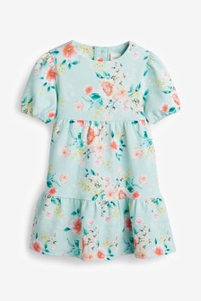 Floral Ponte Dress (3mths-7yrs)