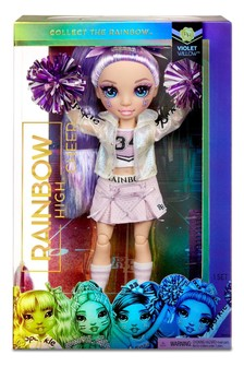 Rainbow Surprise Violet Willow Doll