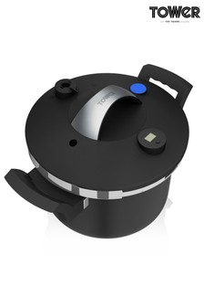 6L Sure Touch Coated Pressure Cooker by Tower