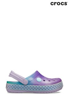 Crocs™ Crocband Mermaid Clogs