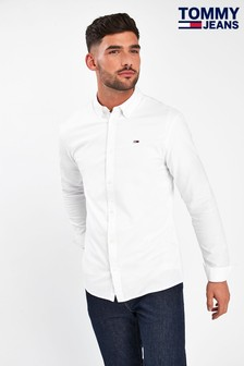 Tommy Jeans Stretch Oxford Shirt