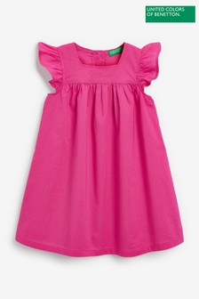 Benetton Square Neck Dress