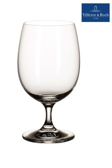 Set of 4 Villeroy and Boch La Divina Water Goblets