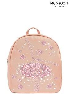 Monsoon Pirouette Sparkle Ballerina Backpack