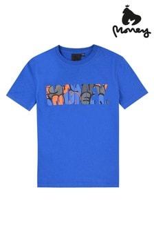 Money Block Ape Camo T-Shirt
