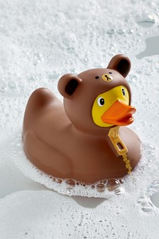 Bear Onesie Rubber Duck