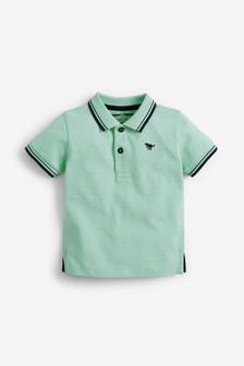Short Sleeve Polo Shirt (3mths-7yrs)