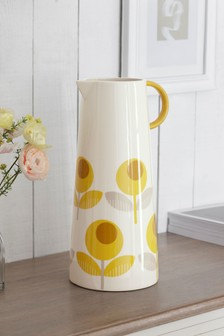 Large Retro Ceramic Jug
