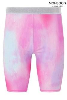 Monsoon Alice Tie Dye Cycling Shorts