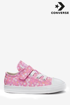 Converse Infant Floral Trainers