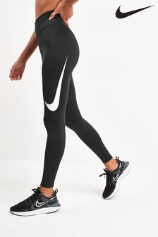 Nike Swoosh 7/8 Running Leggings