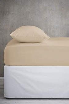 Cotton Rich Fitted Sheet