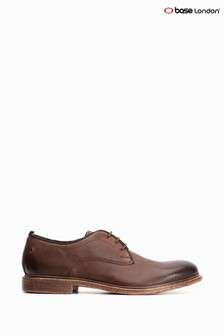 Base London® Brown Garnet Softy  Lace-Up Shoes