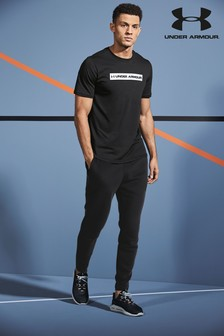 Under Armour Black Joggers