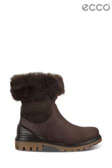ECCO Tredtray Warm Lined Pull On Boots