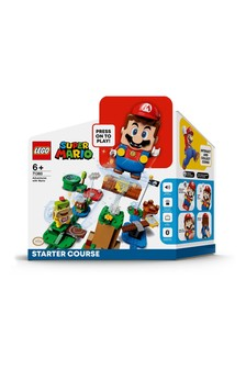 LEGO 71360 Super Mario Adventures Starter Course Toy Game