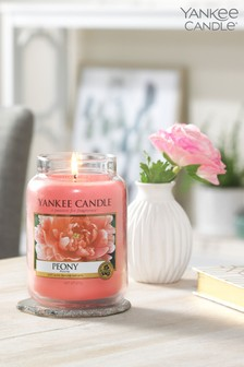 Yankee Candle Classic Large Peony Candle