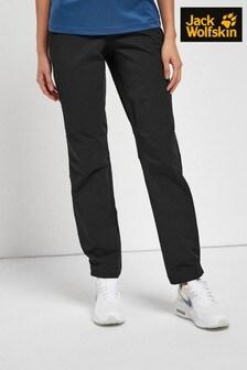Jack Wolfskin Black Activate XT Trousers