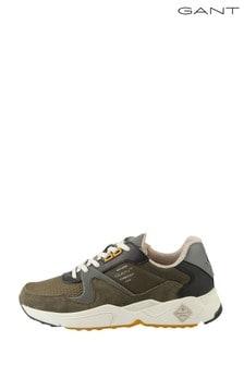 GANT Green Portland Sneakers