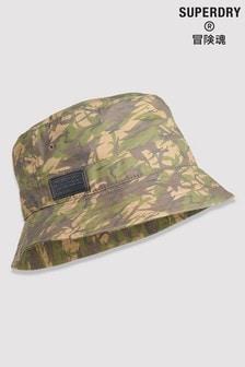 Superdry Camouflage Bucket Hat
