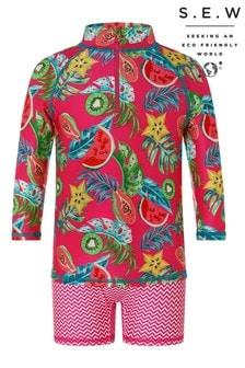 Monsoon S.E.W Inna 2 Piece Sunsafe Swimsuit