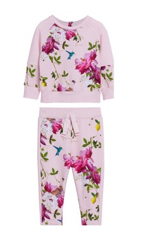 Baker by Ted Baker Girls Joggers And Sweater Set