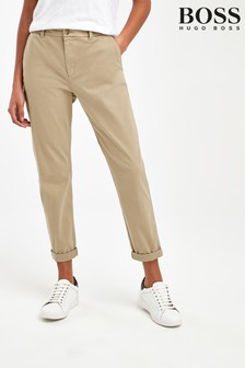 BOSS Natural Sachini Trousers