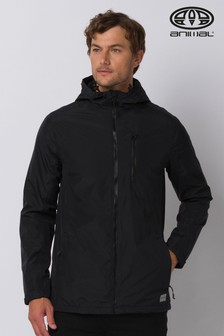 Animal Black Highway Jacket