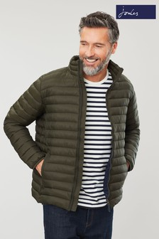Joules Green Go To Jacket