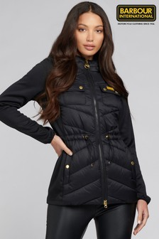Barbour® International Cookstown Hybrid Jacket